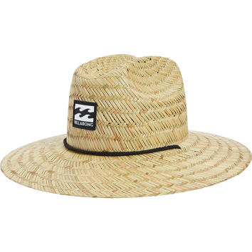 Billabong Mens - Tides Straw Hat | Natural
