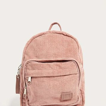 BDG Mini Corduroy Backpack   Urban Outfitters