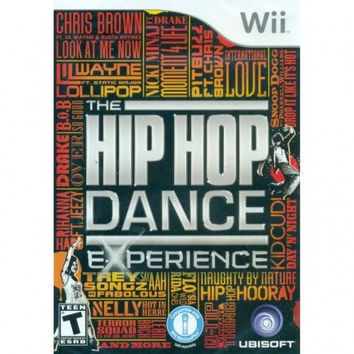 The Hip Hop Dance Experience (Nintendo Wii, 2012)