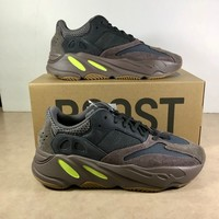 """Adidas Yeezy Boost 700 """"Mauve"""" EE9614 Brand New Authentic - Size 8.5"""