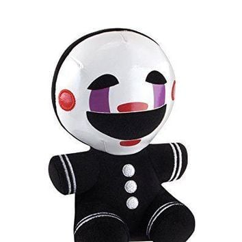 "New Fall 2016 Authentic Five Nights At Freddy's MARIONETTE 7"" Plush Stuffed FNAF"