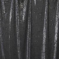 Black Sequins Photography Backdrop - AB692