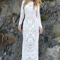 Desiree Long Sleeve Wedding Dress