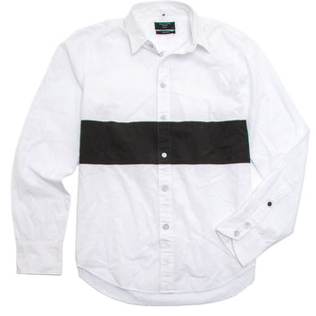 Rag & Bone White Stock Shirt