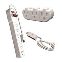 All In One Power Strip Value Pack