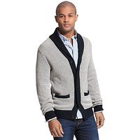 TEXTURED SHAWL CARDIGAN | Tommy Hilfiger USA