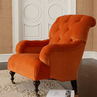 "Key City Furniture - ""Clementine"" Chair - Horchow"