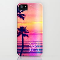Palms - for iphone iPhone & iPod Case by Simone Morana Cyla