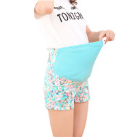 2016 Summer New Arrival Shorts For Maternity, Fashion Ultra-Thin Hot-Pants For Pregnant Women, Chic Short Trousers of Pregnancy