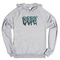 Dope Tumblr-Unisex Heather Grey Hoodie