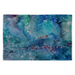 Rosie Brown Diver Paradise Woven Rug