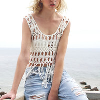 Wind Chase Knit Top