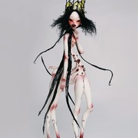 Irma - 50cm Doll Chateau Doll, Doll Chateau - BJD Dolls, Accessories - Alice's Collections