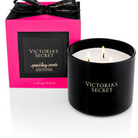 NEW! Sparkling Woods Scented Candle