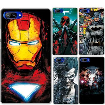 Deadpool Dead pool Taco Charming Painted For DOOGEE MIX Phone Cases Cover 5.5 inch Marvel Avengers Captain America  Coque Funda For Doogee Mix AT_70_6