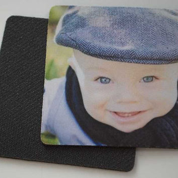 Photo Coasters Picture Coasters Custom coaster Personalized coaster Monogram coaster Drink coasters Photo gift Picture gift Wedding Coasters