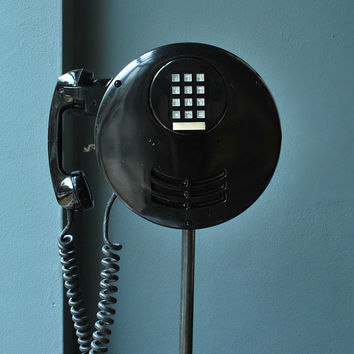 Explosion-Proof Telephone