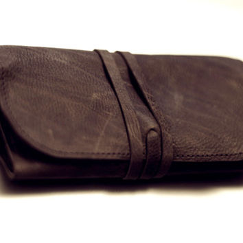 "Leather Tobacco/Pipe Pouch ""Elf Bread"" (Tobacco/Pipe Case)"