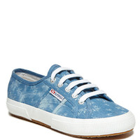 Superga Denim Classic Canvas Sneakers