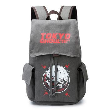 Anime Backpack School Death Note Backpack Schoolbag for Students kawaii cute Game Canvas Book Bag AT_60_4