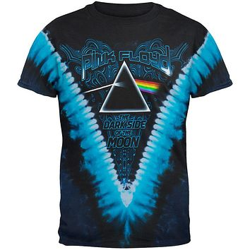 Pink Floyd - Dark Side of the Moon V-Dye T-Shirt