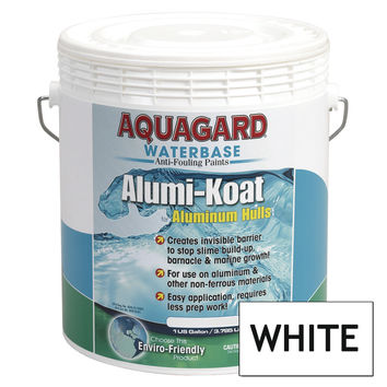 Aquagard II Alumi-Koat Anti-Fouling Waterbased 1Gal White 70107 70107 839112007177