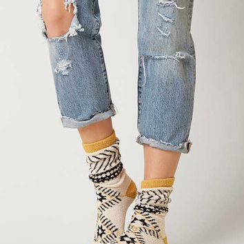FREE PEOPLE ALPS SO SOFT SOCKS