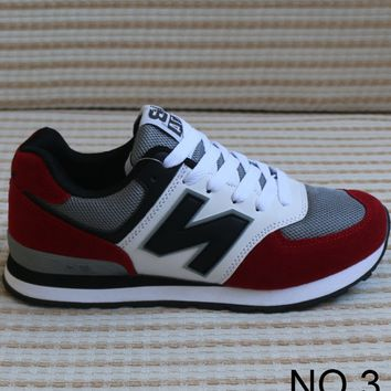 New Balance 2018 new spring N word casual running shoes for men and women NO.3