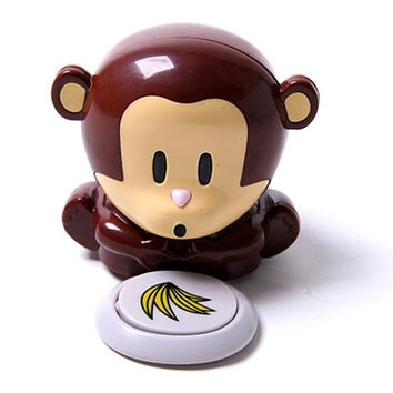 Cute Monkey Manicure/Pedicure Blow Dryer