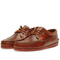 Quoddy Brick Camp Sole Blucher