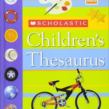 Scholastic Children's Thesaurus Revised