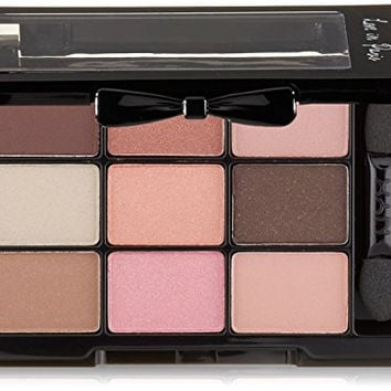 Nyx Cosmetics Love In Paris Eye Shadow Palette, Let Them Eat Cake, 0.028 Ounce