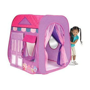 Playhut Beauty Boutique Play Hut House Tent Girls Kids Toy Tunnels