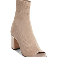 Alexander Wang Cat Knit Sock Boot (Women) | Nordstrom