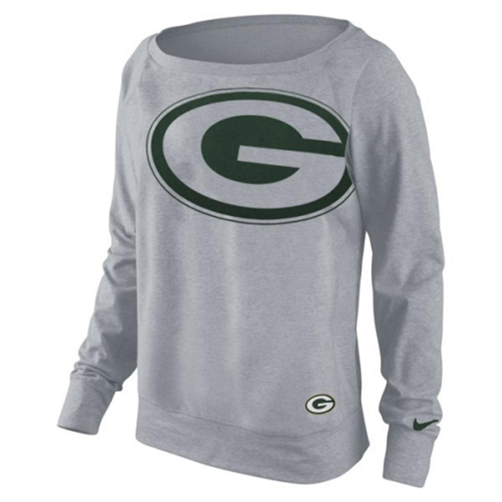 Women 39 S Green Bay Packers Nike Dri Fit From Official Nfl Shop