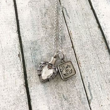 Memorial Jewelry - Keep A Loved One or Beloved Pet Close