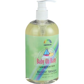 Baby Body Wash Unscented ( 2 - 16 FZ)