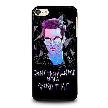 PANIC AT THE DISCO BRENDON URIE iPod Case