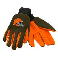 Cleveland Browns Work / Utility Gloves