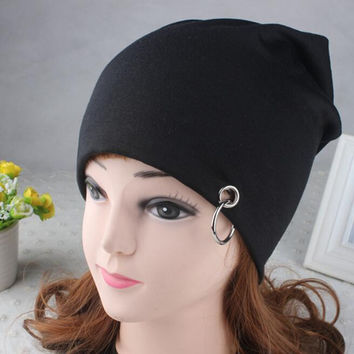 Fashion ring cap