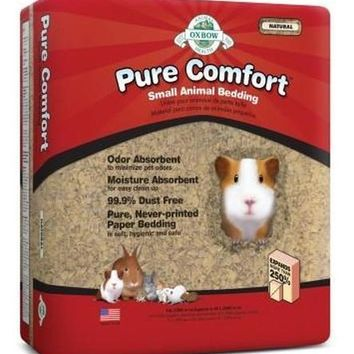 Oxbow Pure Comfort Natural Small Pet Bedding 16L/42L