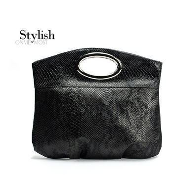 New Hot Sale 2016 Fashion Women leather bags handbags lady alligator/serpentine luxury vintage shopping tote bolsas femininas