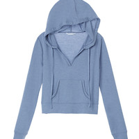 V-Neck Hoodie - Super Soft Knits - Victoria's Secret