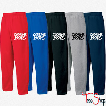 Codeine Boys Sweatpants