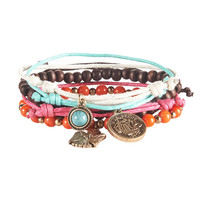 International Bracelet 6-Pack