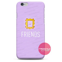 Friends Minimalist tv  Serie iPhone Case Cover Series