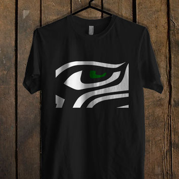 Seattle Seahawk T Shirt Mens T Shirt and Womens T Shirt *