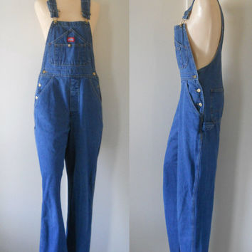 Women Overalls / Denim Overalls / Womens Bib Overalls Over Alls Blue Jean Overalls 90s Clothing Overall Pants Overall Jeans Blue Jean Jumper