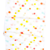Confetti Print Table Runner