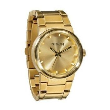 Nixon The Cannon - Men's ( All Gold )